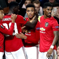 17-year-old on target as Man United begin Europa League campaign with a win