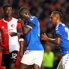 Liverpool loan player on target, as Rangers overcome Feyenoord on emotional night