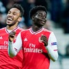 Teenage starlet shines for Arsenal in Europe