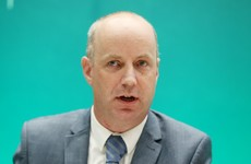 FG junior minister Jim Daly announces he will not run in the next election