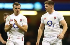 Farrell and Ford lead full-strength England against Tonga