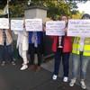Hundreds of school secretaries begin strike action this morning