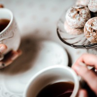 6 of the best... homebaked teatime treats to go with a relaxing cuppa