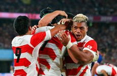 Japan warm-up for Ireland with stuttering win over Russia in World Cup opener