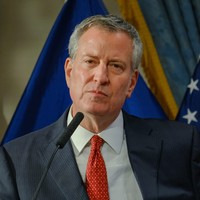 New York Mayor Bill de Blasio pulls out of US presidential race