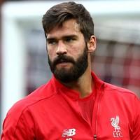 Alisson making 'big progress' and edging closer towards Liverpool return