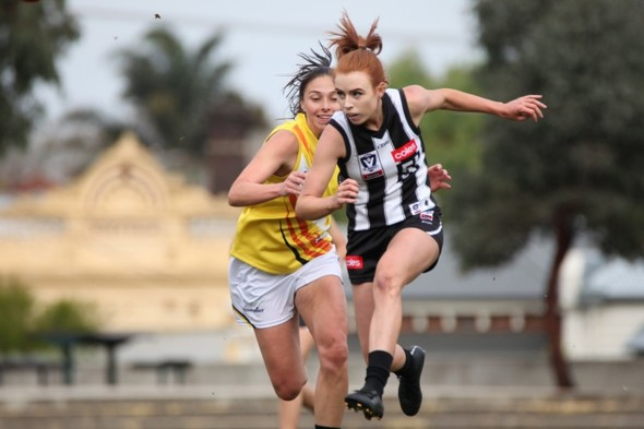 Kildare star Curley flying the flag in Grand Final after taking different route Down Under