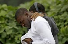 American football stars among victims of Alabama shooting - reports