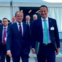 Taoiseach and Tusk: 'We have not seen proposals from the UK that achieve the objectives of the backstop'