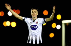 Dundalk edge closer to league glory as Kelly's first-half strike enough to down Waterford
