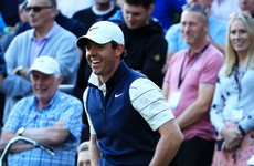 McIlroy scrambles to make cut at Wentworth