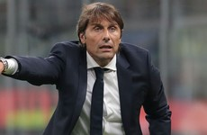 Inter boss Conte despairs of Italian football's worsening 'hate' culture