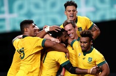 Hodge hit goes unpunished as Australia surge to win over Fiji