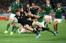 All Blacks beat Boks in thriller to underline task awaiting Ireland in quarters