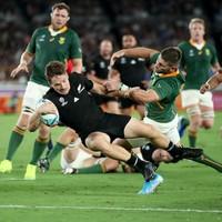 All Blacks beat Boks in thriller to underline task awaiting Ireland in quarters