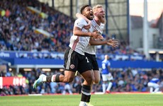 Sheffield United silence Goodison and pile pressure on Everton boss Silva