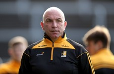 DJ Carey steps down as Kilkenny U20 manager