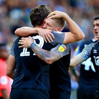 Martin's 91st-minute equaliser leaves Leeds frustrated after dropping points to Derby
