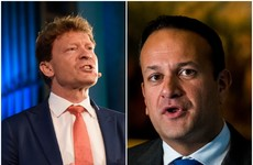 Chair of Brexit Party says Varadkar 'hijacked' the backstop issue, and that Irish border trade is 'irrelevant'