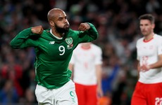 Injury concern for McGoldrick with Georgia and Switzerland on the horizon