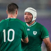 Rory Best leads by example in superb showing from Ireland's pack
