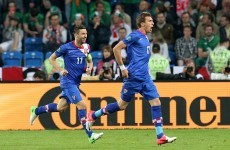 Match Report: Mandzukic on the double for Croatia