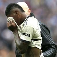 Man United suffer Marcus Rashford setback