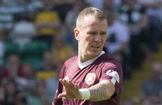 Glenn Whelan stars as Hearts claim Edinburgh derby victory