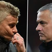 'He's got a right to his opinion' - Solskjaer responds to Mourinho