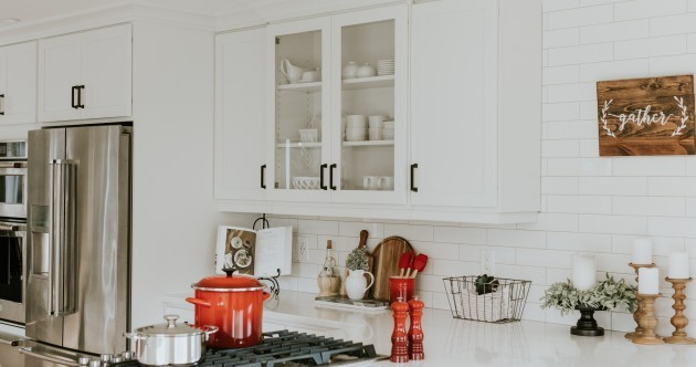 'Paint the cabinets for a quick makeover': How to refresh your kitchen - without fitting a new one