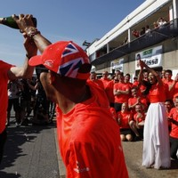 Hamilton delighted with another Montreal win