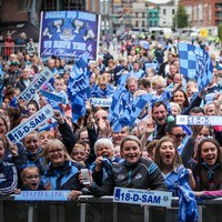 Free tickets available as Merrion Square hosts reception for Dublin's All-Ireland champions
