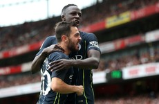 Calls for action after Bernardo Silva's tweet about Man City team-mate Mendy