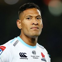 'This has never been discussed' - Doubts cast over Folau's rugby league return with Tonga