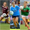 13 for Dublin, 9 for Galway and Mayo - 2019 Ladies football All-Star nominees unveiled