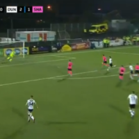 Watch: The stunning Michael Duffy strike that sealed Dundalk's fifth title in six years