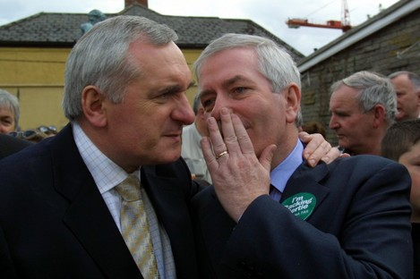 Decentralisation was seen as a failure under the FF government of Bertie Ahern and Charlie McCreevy.