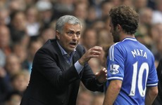 My family were concerned when Mourinho joined Man United - Mata