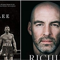 Books by Andy Lee and Richie Sadlier nominated for prestigious William Hill prize