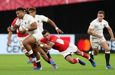 Throat injury rules Tonga's record points-scorer out of the rest of the World Cup