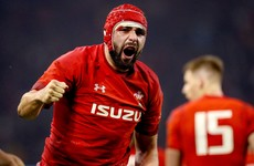 Wales suffer another injury setback as Hill leaves squad