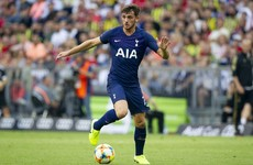 17-year-old Irish striker Troy Parrott handed senior debut by Tottenham
