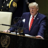 Trump threatens to intensify sanctions on Iran as Europeans seek UN breakthrough
