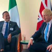 Taoiseach tells Boris Johnson there is still a 'very wide gap' between UK and EU on Brexit deal