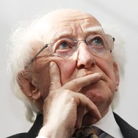 Higgins says he wasn't elected to 'just read speeches he has been handed'