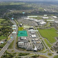 Three sites beside Liffey Valley Shopping Centre on the market for €8.4m