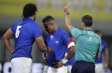 Samoa's Lee-Lo and Matu'u cited for dangerous tackles against Russia