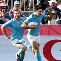 Uruguay pull off massive shock with World Cup win over Fiji