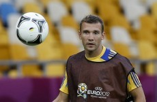Group D preview: Shevchenko promises Ukraine improvement
