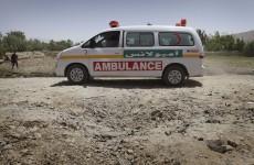 Afghanistan: ambulance hits roadside bomb, 5 dead
